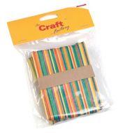 Wooden Sticks Coloured