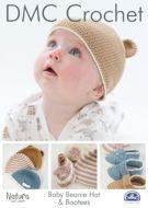DMC Crochet 15045L/2 Baby Beanie