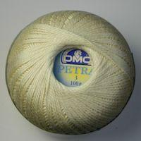 Petra no 3 Crochet Thread Ecru