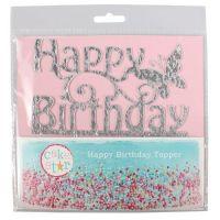 Cake Star Happy Birthday Topper