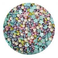 Purple Cupcake Mermaid Mix Sprinkles