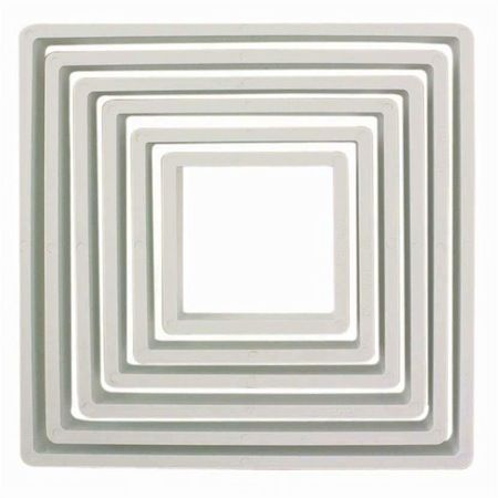 Pme 6 Piece square Cutter Set