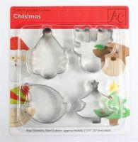 Autumn Carpenter Cupcake Cutters Christmas