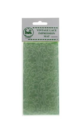 Fmm Vintage Lace Embossing Mats