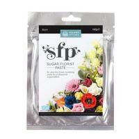 Squires Kitchen Sugar Flower Paste Black 100g