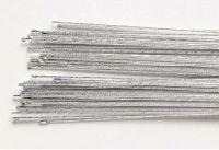 Florist Wire no 24 Silver