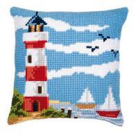 Landscape/ Miscellaneous Cross Stitch Cushion Kits