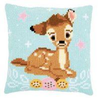 Children's Cross Stitch Cushion Kits