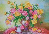 Diamond Painting Kit Elegant Roses