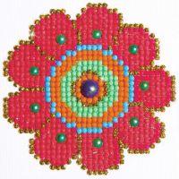 Diamond Painting Kit Flower Power