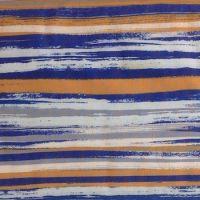 Inprint Orange and Blue Stripe