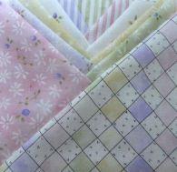 Fabric Charm Squares
