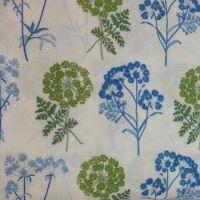 Inprint Cowslip Blue/Green