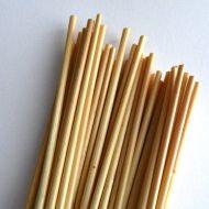 Natural Straw 22cm x50