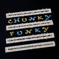Fmm Chunky Funky Alphabet