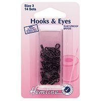 Hook and Eye Black 3