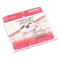 4.5 inch Square Ruler.
