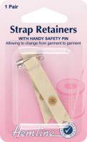 Strap Retainer Skin tone.