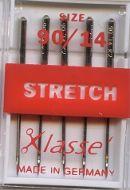 Klasse Sewing Machine Needles Stretch 90/14