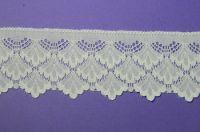 50mm Nylon Lace Cream lace 79.