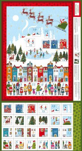 Makower Wonderland Advent Calendar