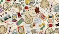 Makower Haberdashery Sewing Notions