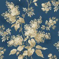 Blue Sky Lilacs- Full Moon