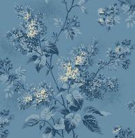 Blue Sky Lilacs- Skys the Limit