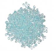 MH 02017 Seed Beads Size 11/0: Crystal Aqua