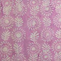 Moda Latitude Batiks Pink Floral