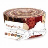 Moda Jelly Roll Pumpkin Pie Batiks