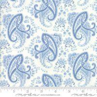 Moda Ballycastle Blue Paisley