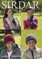 Sirdar Leaflet 7830 Dk Hats & Gloves