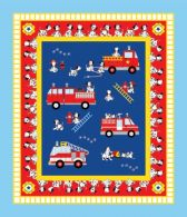 Children's Fabric Panels