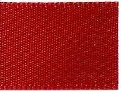 Satin Ribbon 3mm Red