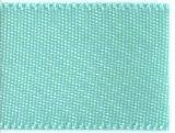 Satin  Ribbon 6mm Aqua