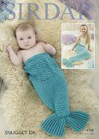Sirdar Leaflet no 4708 Mermaid