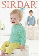 Baby/ Toddler  Boy DK Patterns