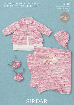 Sirdar Leaflet No 4616 4ply Crofter Girls The Crafters Basket