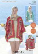 Sirdar Leaflet 7739 Crochet Jacket