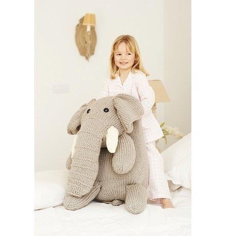 Stylecraft Leaflet 9162 Elephant