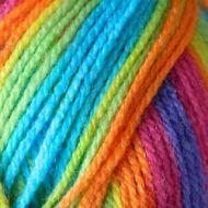 Stylecraft Merry Go Round Dk 100g Rainbow