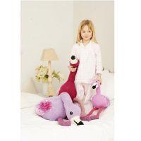 Stylecraft Leaflet 9163 Flamingo