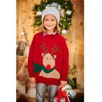 Stylecraft Leaflet 9204 Christmas Jumpers