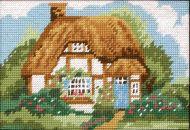 Anchor Cottage Tapestry Starter Kit.