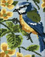 Anchor Blue Tit Tapestry Starter Kit.