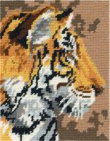 Anchor Tiger Tapestry Starter Kit.