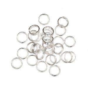Trimits Split Rings 5mm Silver