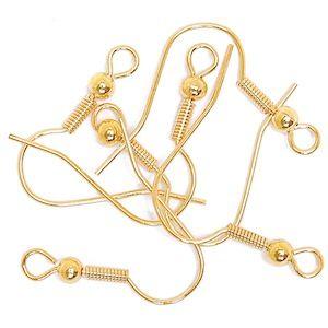Trimits Ear Wires Gilt
