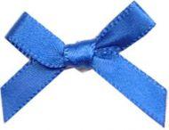 7mm Bow Royal Blue